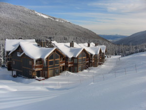 Apex Mountain Resort's ski in, ski out accommodation and places to stay.