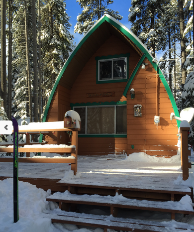 Stay at Apex accommodations and cabin rentals