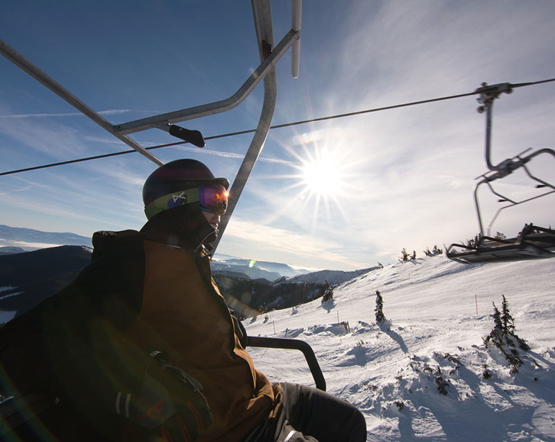 Getting Here | Apex Mountain Resort